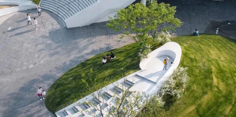 景观台阶的设计策略,来探索!_58