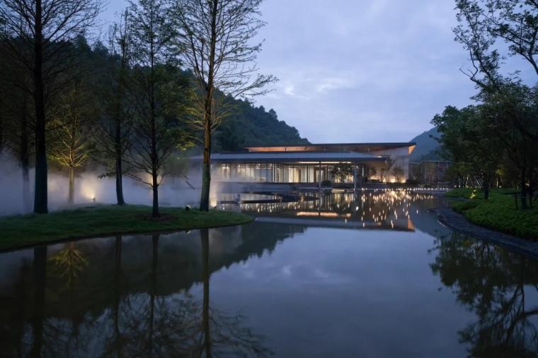 安徽池州·九华山示范区景观实景图8