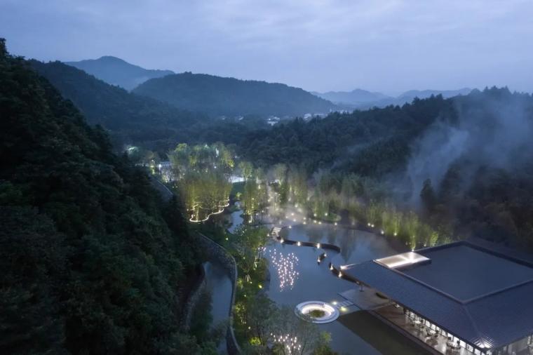 安徽池州·九华山示范区景观实景图1