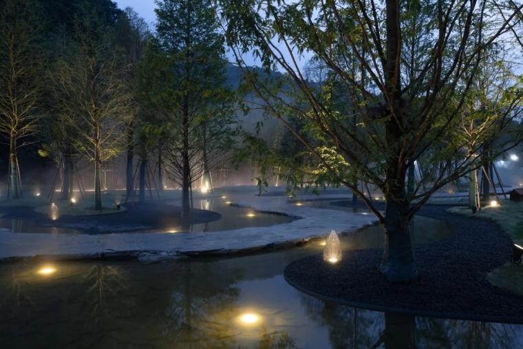 安徽池州·九华山示范区景观实景图4