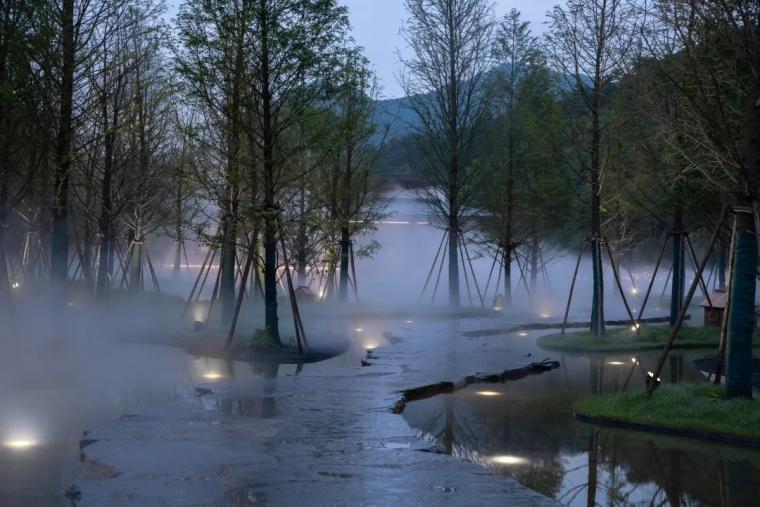 安徽池州·九华山示范区景观实景图5