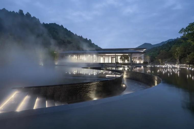安徽池州·九华山示范区景观实景图10