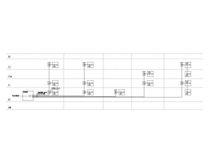 [山东]1.6万平美术馆电气施工图(2016)-9有线电视系统图
