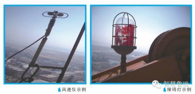 收藏!塔吊基础到附着限位安全装置检查_5