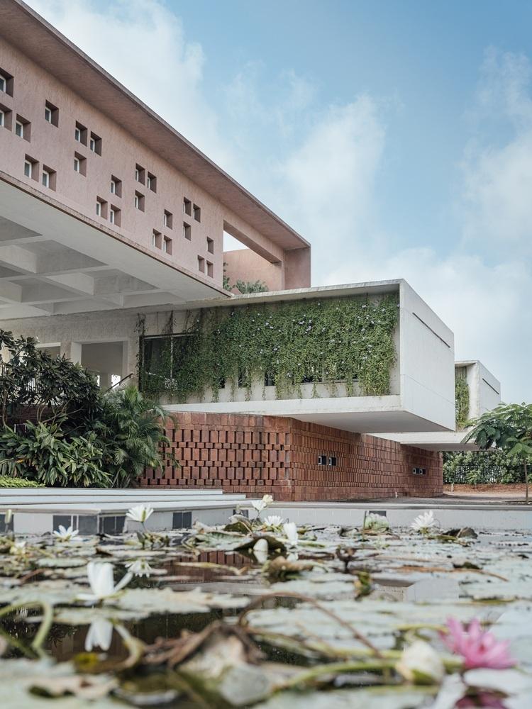 印度北极星学校外部实景图1