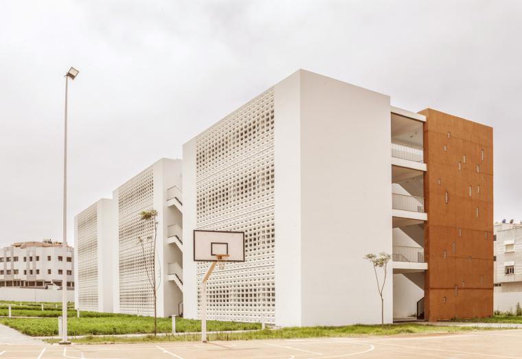 摩洛哥OCP社会教育中心外部实景图1