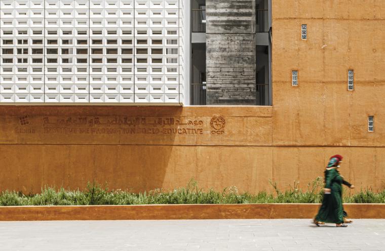 摩洛哥OCP社会教育中心外部实景图2