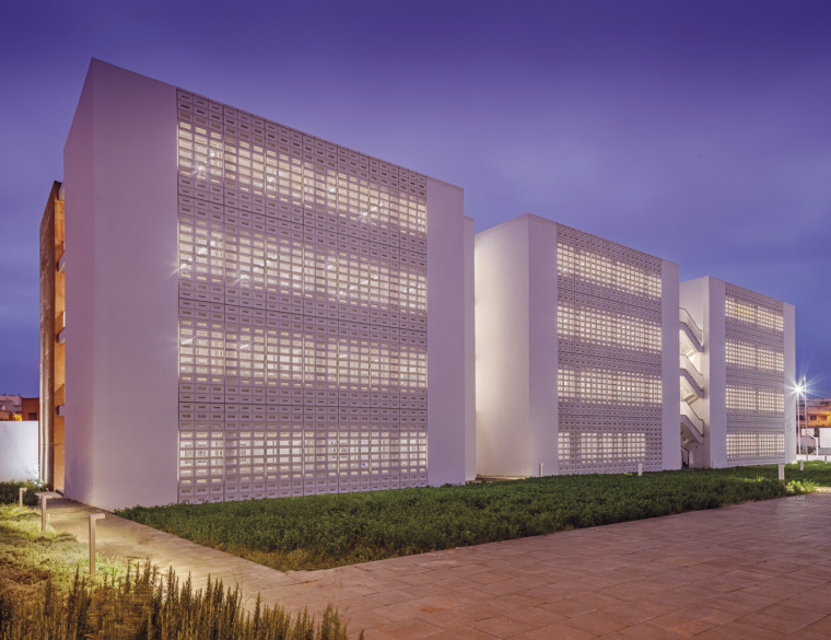 摩洛哥OCP社会教育中心外部实景图7