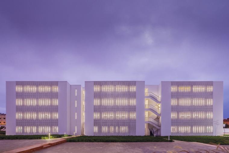 摩洛哥OCP社会教育中心外部实景图5