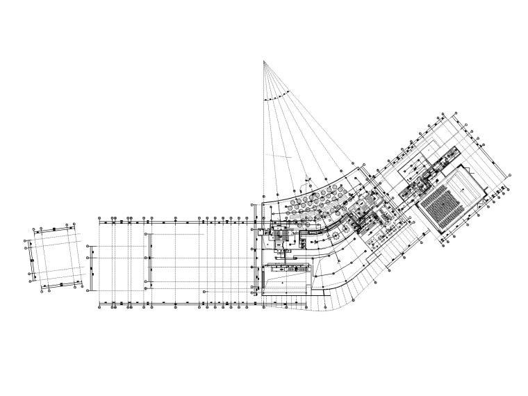 [山东]1.6万平美术馆电气施工图(2016)-2消防平面图