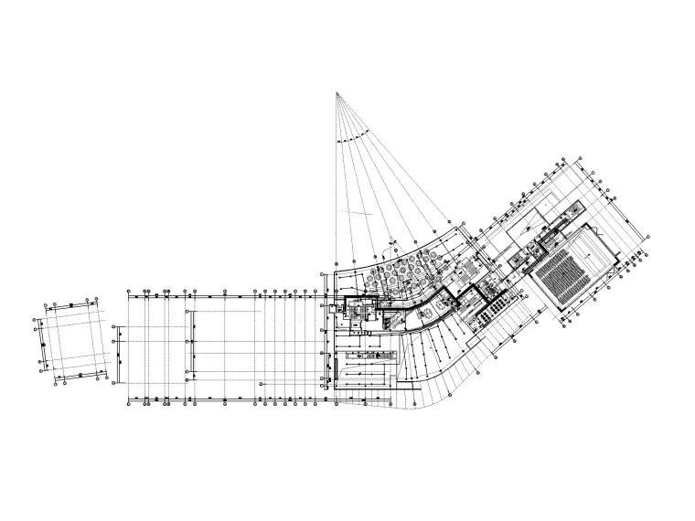 [山东]1.6万平美术馆电气施工图(2016)-3弱电平面图