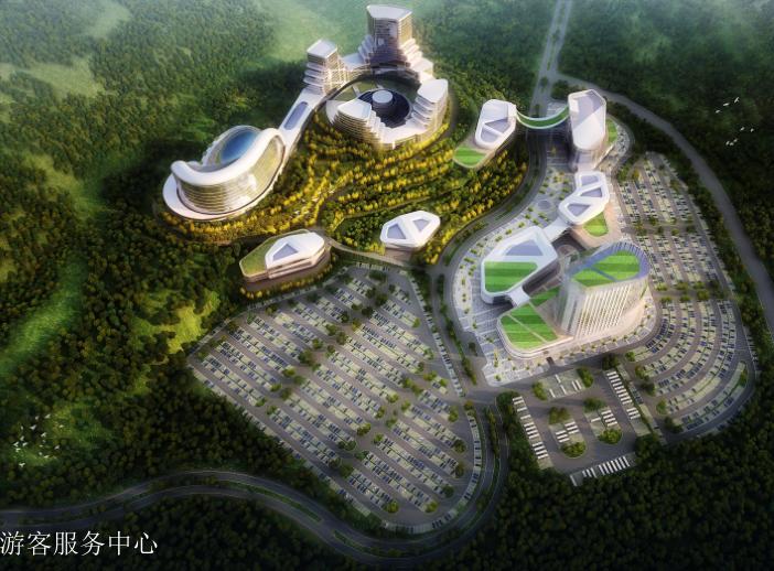 里耶古城旅游区修建性详细规划设计文本2015-效果图2