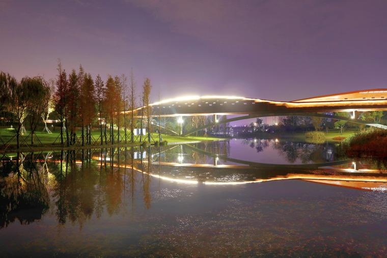 南京河西生态公园实景图4