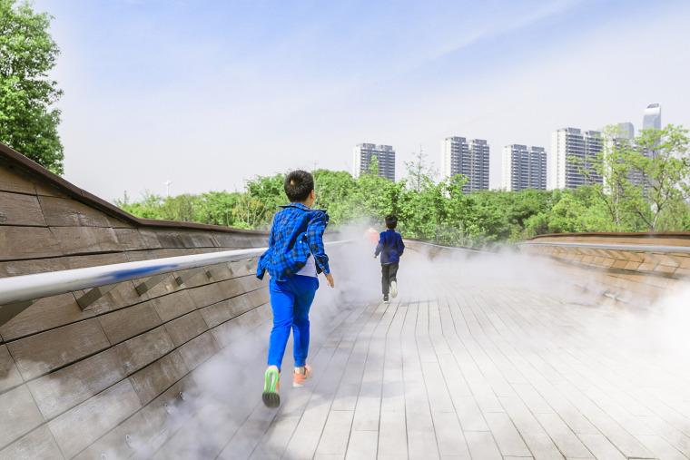 南京河西生态公园实景图12