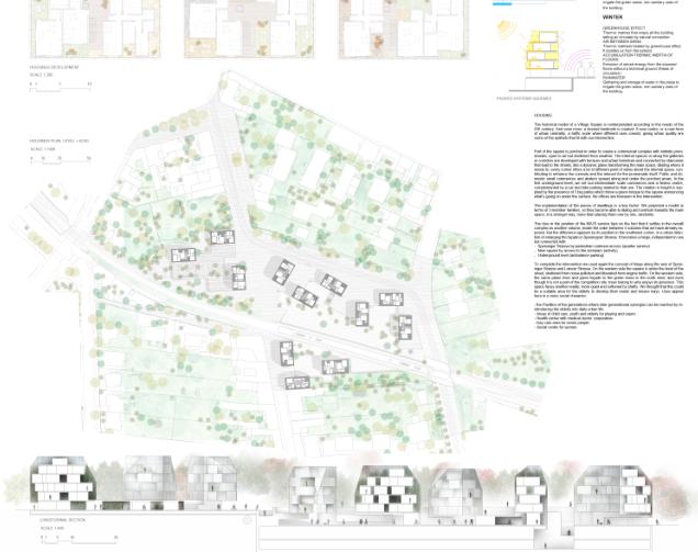18套国外居住区创意竞赛获奖作品排版展板-5_看图王