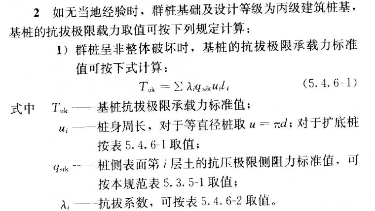 某项目方案阶段桩基选型过程回顾_9