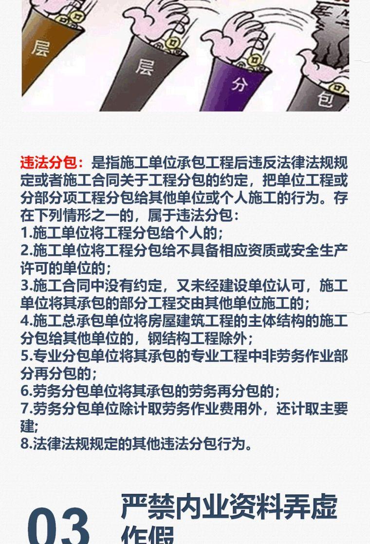 中铁《质量安全管理十严禁》,图解学习!_5