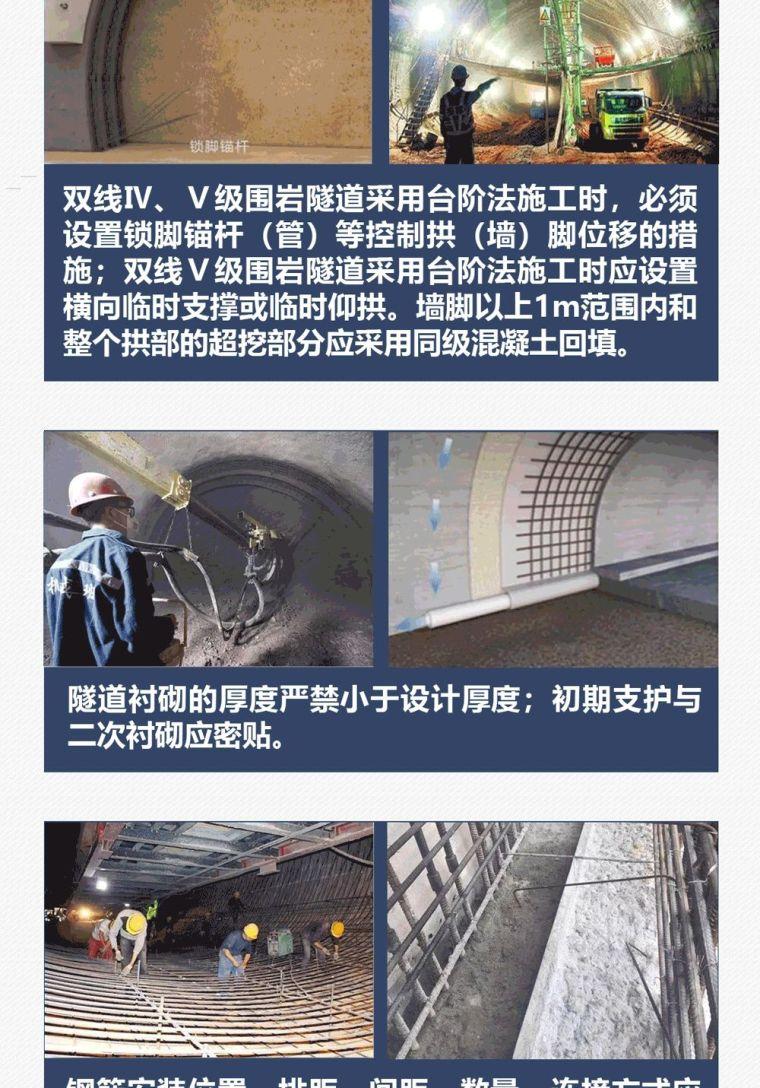 中铁《质量安全管理十严禁》,图解学习!_9