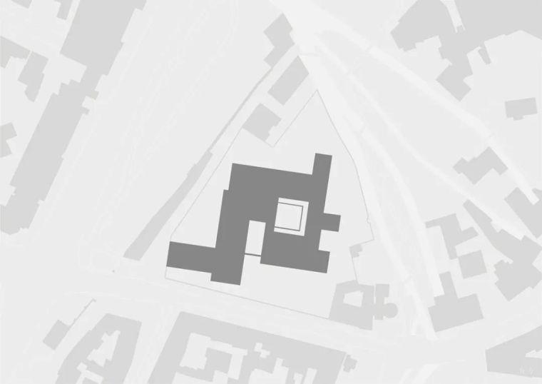 JacobyStudios,17世纪修道院遗址当代呈现_2