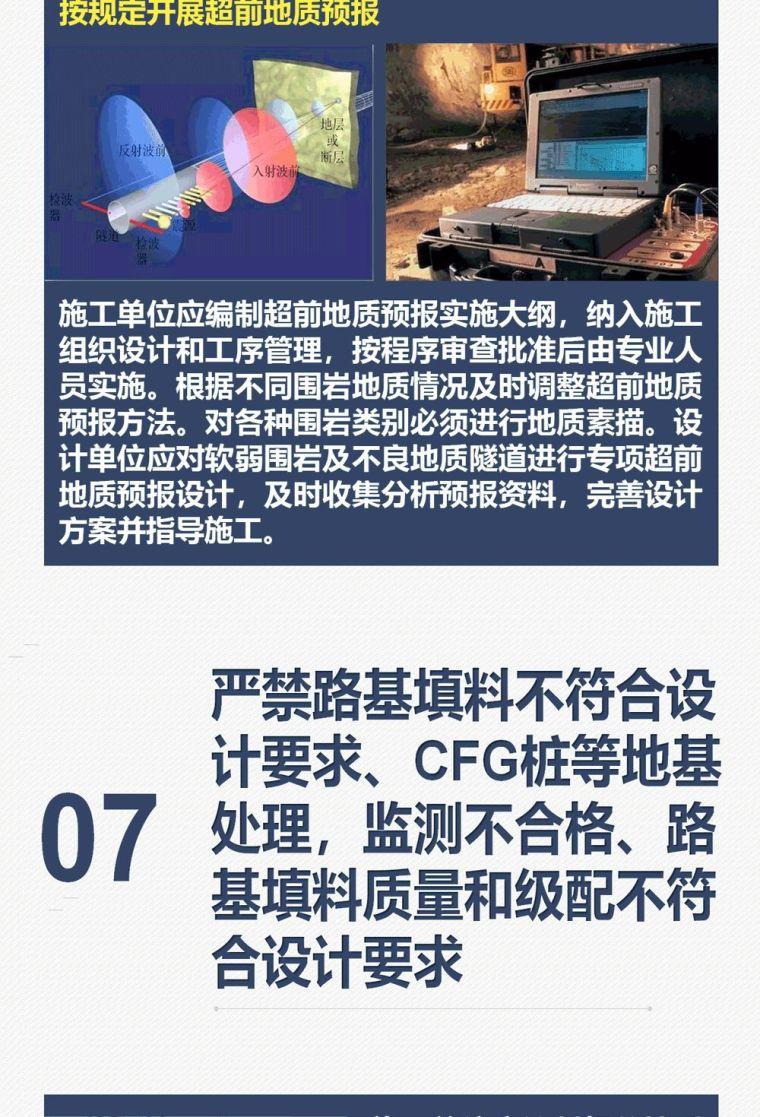 中铁《质量安全管理十严禁》,图解学习!_14