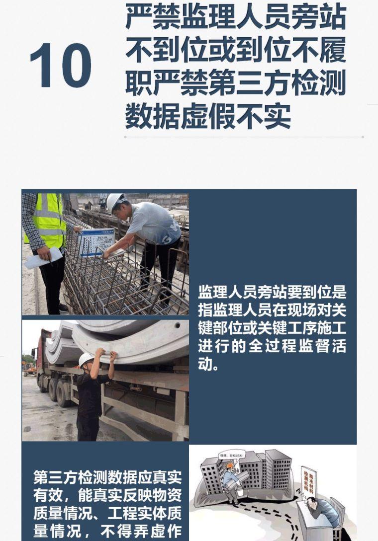 中铁《质量安全管理十严禁》,图解学习!_19