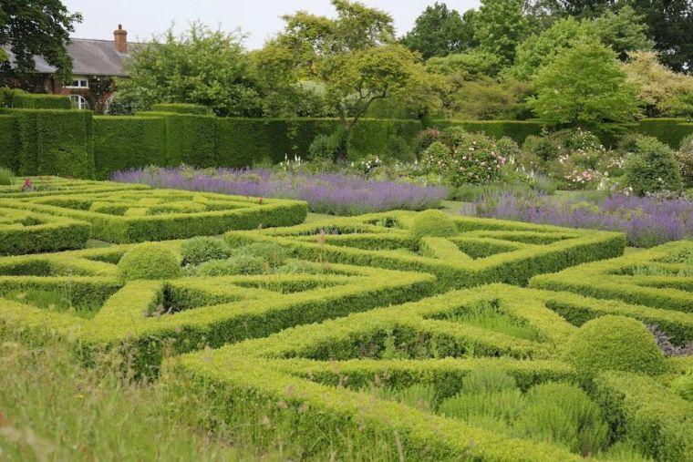 花园比房子还好看的古堡,园林设计绝了_30