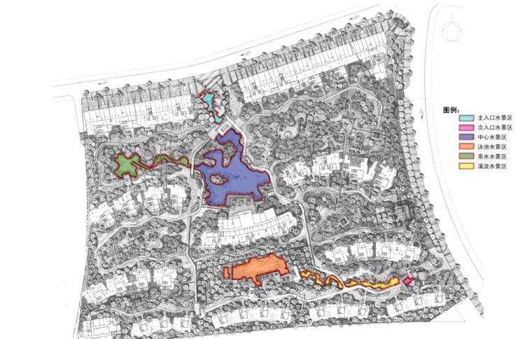 现代风情自然住宅景观概念方案设计 (5)
