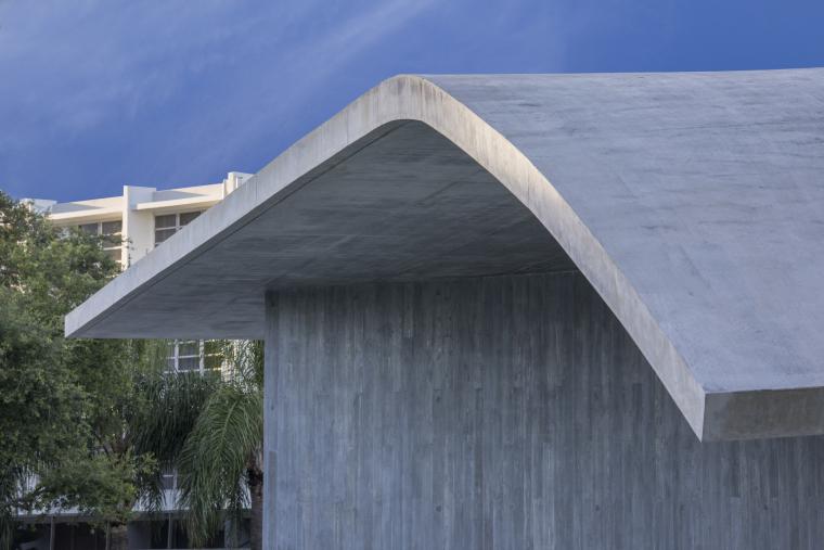 美国迈阿密大学建筑学院外部实景图11