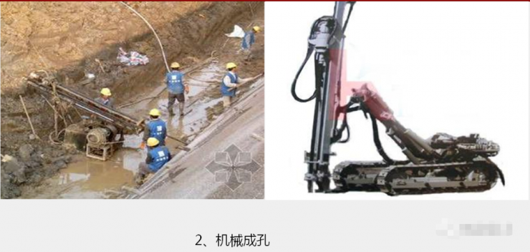 各种基坑支护结构施工工艺流程解析_36