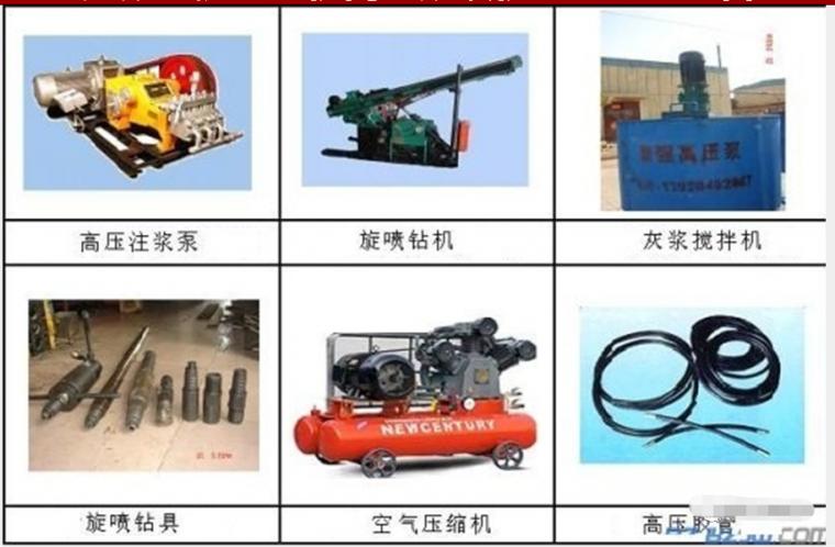 各种基坑支护结构施工工艺流程解析_47