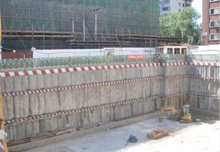 各种基坑支护结构施工工艺流程解析_52