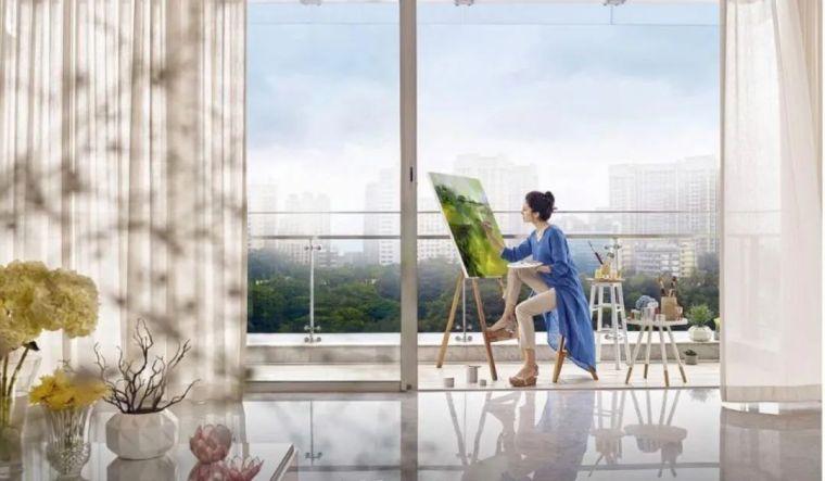 疫情后,住宅产品趋势,小房型大布局!!_33