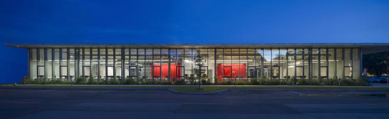 美国迈阿密大学建筑学院外部实景图16