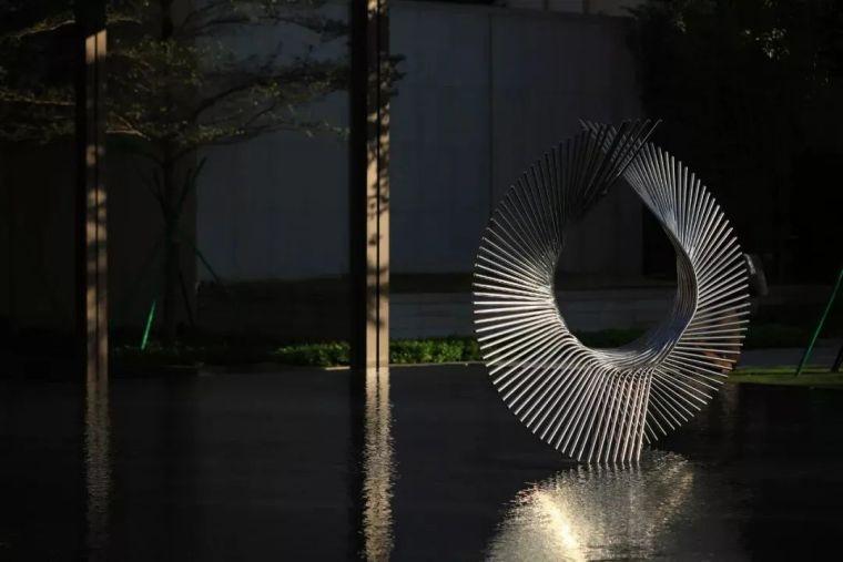 雕塑装置,景观中的点睛之笔_58