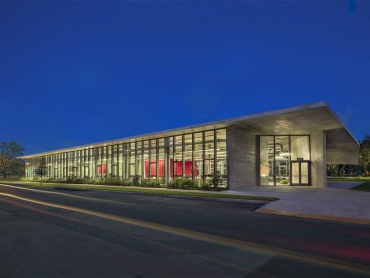 美国迈阿密大学建筑学院-00