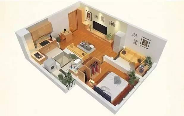 万科住宅空间功能——新版标准_2