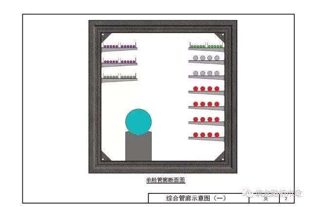 地下综合管廊项目施工方案合集下载_3