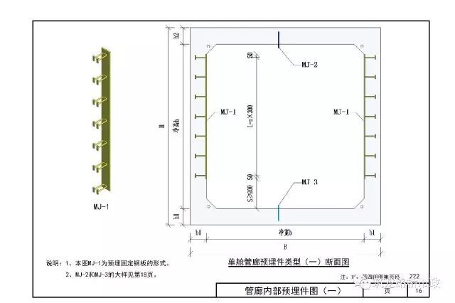 地下综合管廊项目施工方案合集下载_17