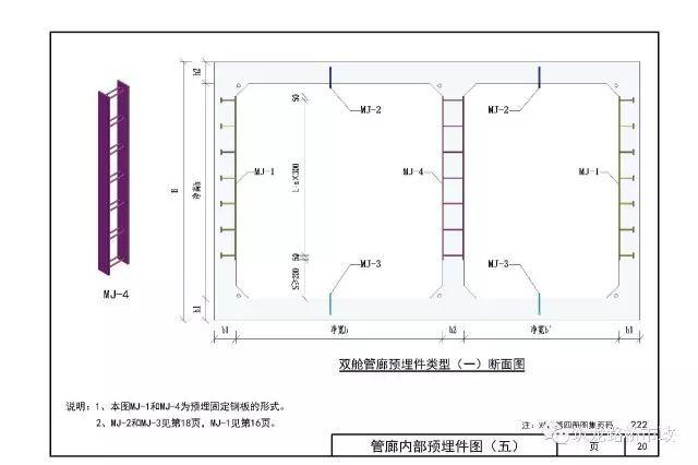 地下综合管廊项目施工方案合集下载_21