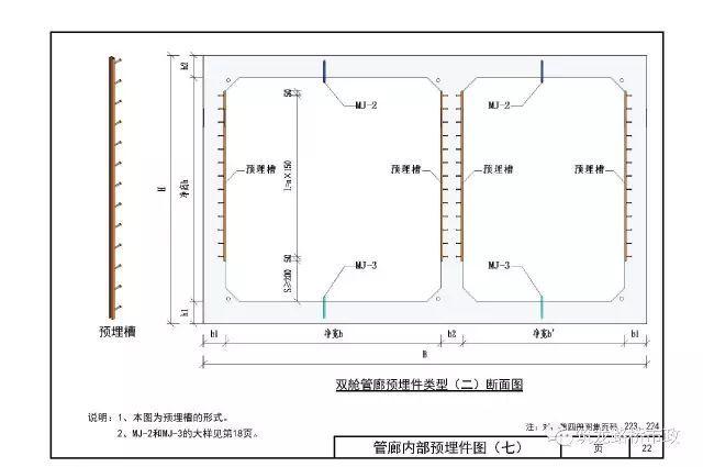 地下综合管廊项目施工方案合集下载_23