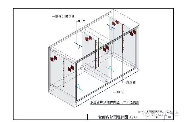 地下综合管廊项目施工方案合集下载_24