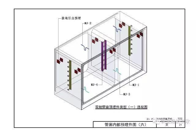 地下综合管廊项目施工方案合集下载_22