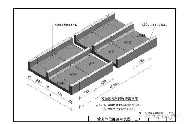 地下综合管廊项目施工方案合集下载_26