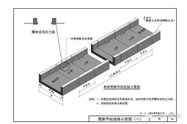 地下综合管廊项目施工方案合集下载_25