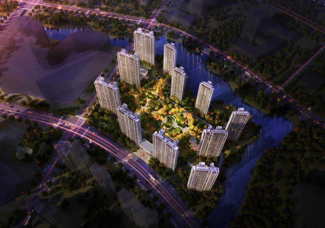 [江苏]国际高层住宅规划及建筑中标方案
