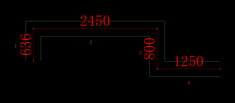 剪力墙是如何被识别为短肢墙的?_2