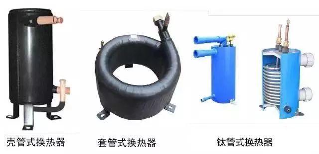 空气源热泵(原理设计_选型_施工)全解析_12