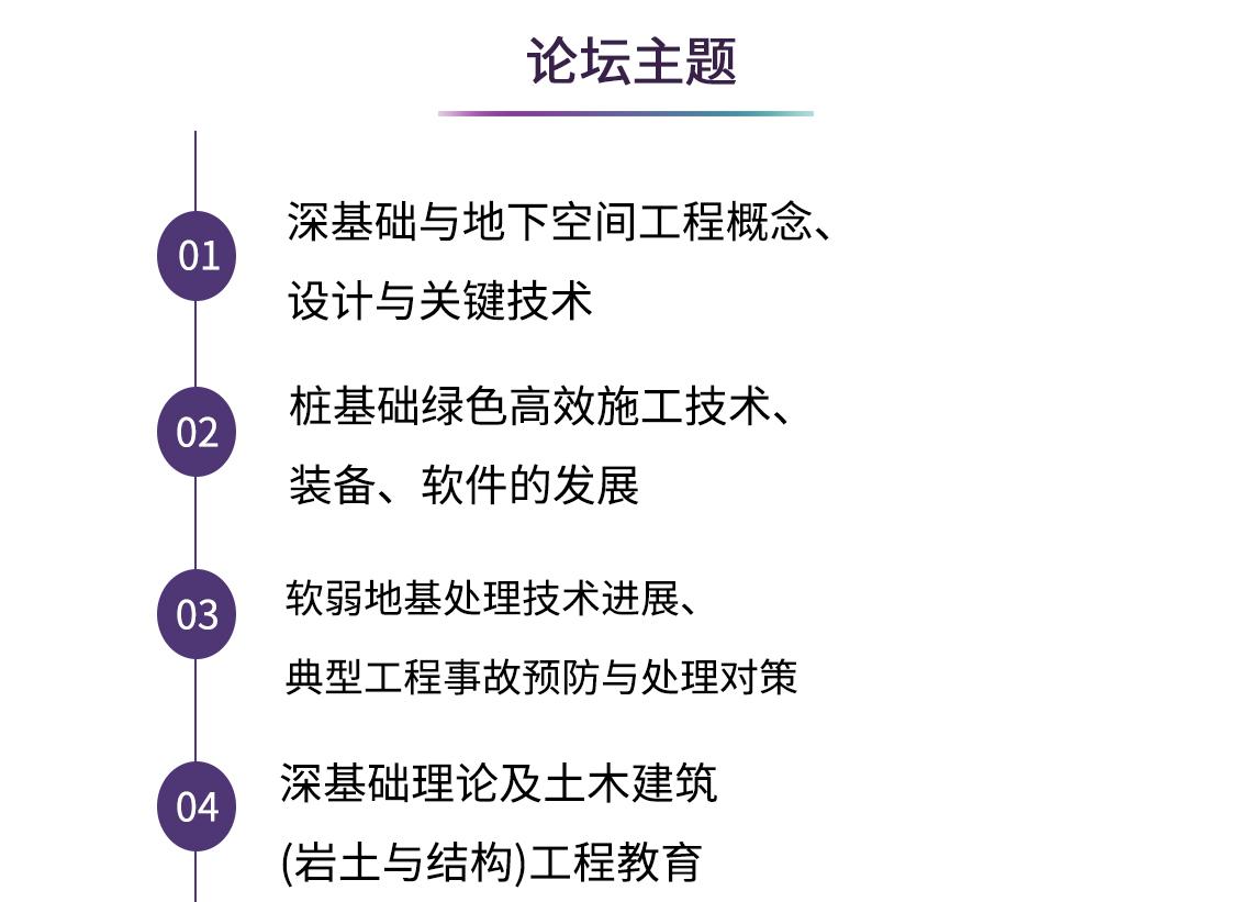 2、桩基础绿色高效施工技术、装备、软件的发展;3、软弱地基处理技术发展;