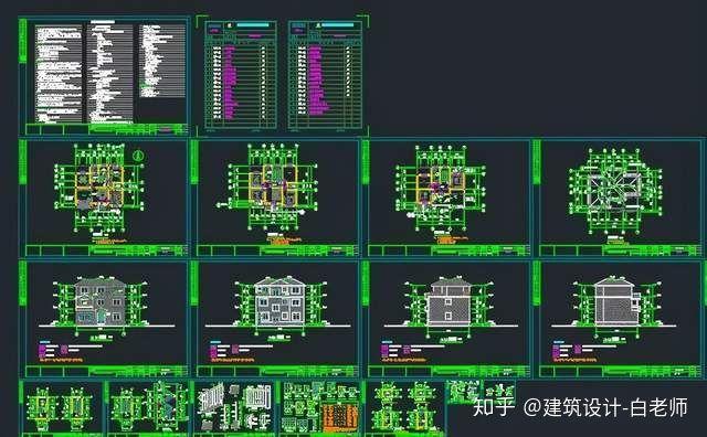 这样做,循序渐进,就能看懂建筑施工图纸了_1