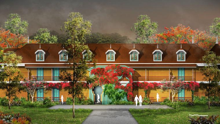 世界野生动物园酒店丨设计方案+效果图-建筑 (2)